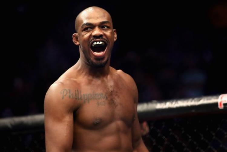 Jon Jones ainda sugeriu que o presidente liberasse seu contrato com o UFC   Foto: Sean Haffey   AFP - Foto: Sean Haffey   AFP