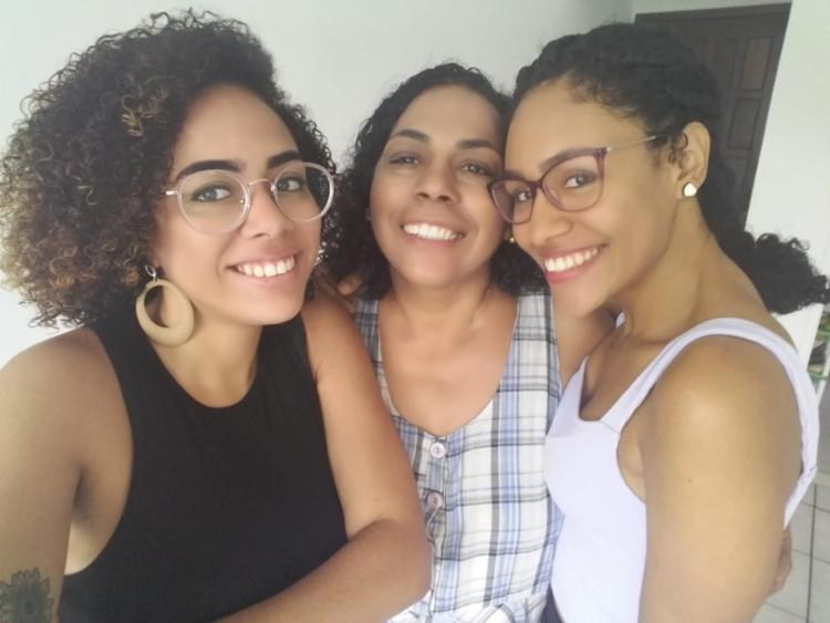 Em Itabuna, Marineide passará o Dia das Mães longe de suas filhas que estão na capital baiana