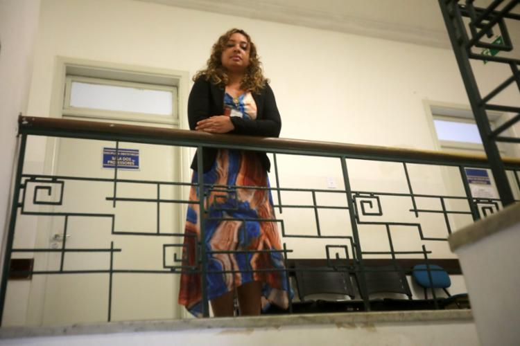 Perseverança move os profissionais, de acordo com Sinaide Coelho | Foto: Felipe Iruatã | Ag. A TARDE