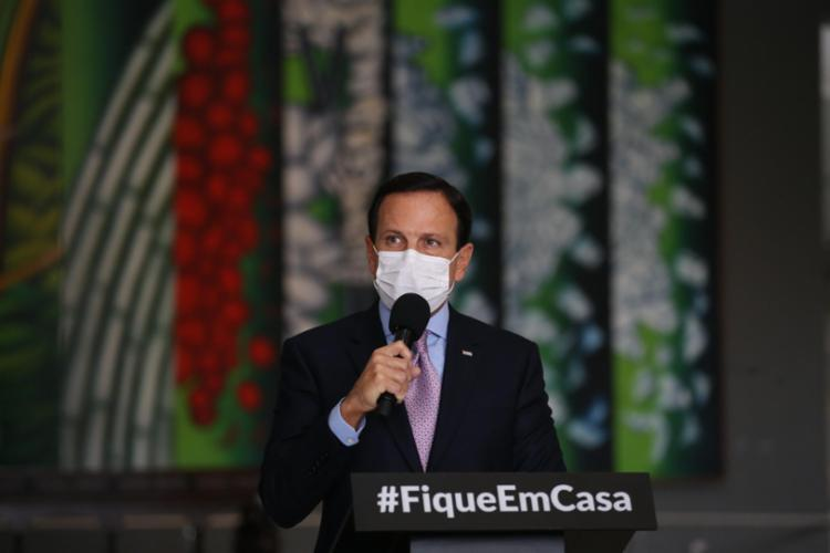 Governador é um opositor políco do presidente Jair Bolsonaro | Foto: Divulgação - Foto: Divulgação