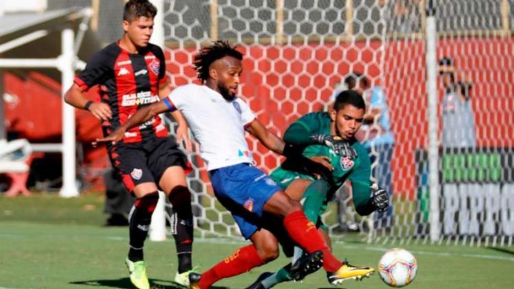 Qualidade do atleta chamou a atenção de Roger Machado   Foto: Felipe Oliveira   E.C.Bahia - Foto: Divulgação   E.C.Bahia