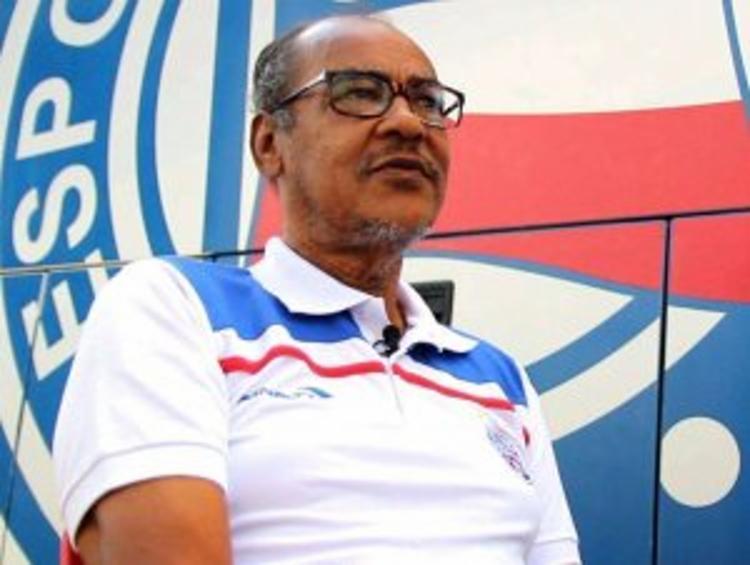 O ex-zagueiro está com 72 anos | Foto: Reprodução | TV Bahêa - Foto: Reprodução | TV Bahêa