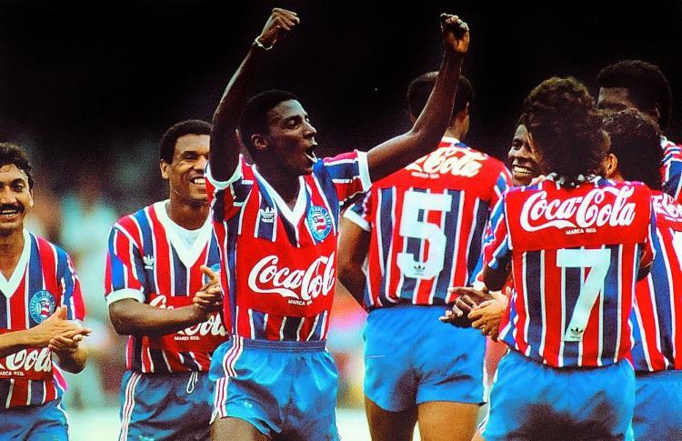O atacante Zé Carlos era um dos destaques do elenco tricolor | Foto: Reprodução - Foto: Foto: Reprodução