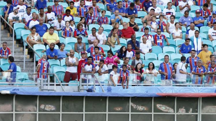 Mais de 700 sócios-torcedores resolveram antecipar o pagamento das mensalidades ao menos até o mês de agosto | Foto: Felipe Oliveira | EC Bahia - Foto: Felipe Oliveira | EC Bahia