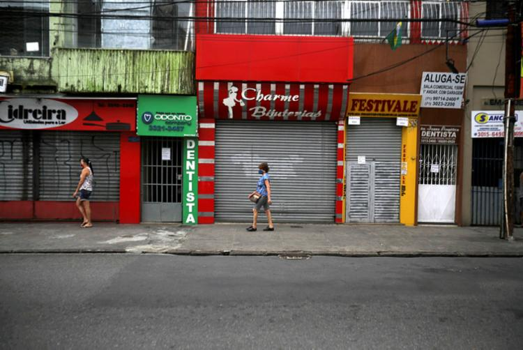 É o momento de começar a preparar a fase 2, que é a retomada da economia | Foto: Felipe Iruatã | Ag. A TARDE - Foto: Felipe Iruatã | Ag. A TARDE