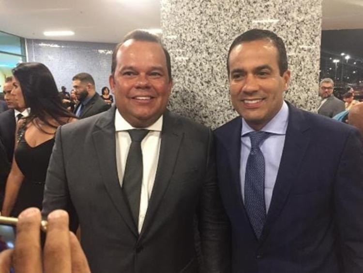 O presidente da Câmara é um dos nomes cotados para o posto de vice de Bruno Reis   Foto: Divulgação - Foto: Divulgação