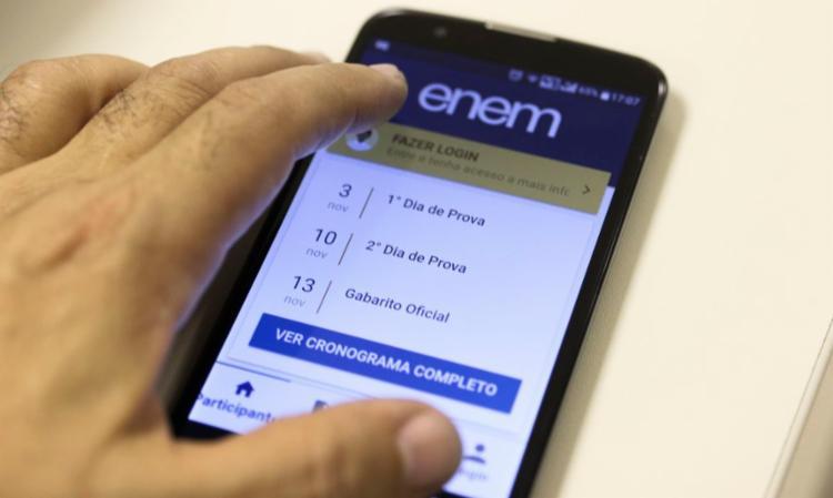 As inscrições devem ser realizadas na Página do Participante | Foto: Marcello Casal Jr | Agência Brasil - Foto: Marcello Casal Jr | Agência Brasil
