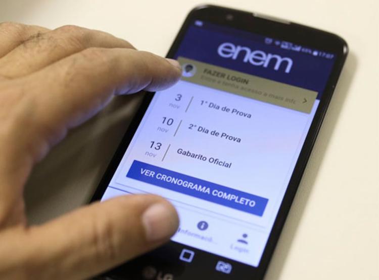 Enem 2020 vai contar com edição digital para os participantes | Foto: Marcello Casal | Agência Brasil - Foto: Marcello Casal | Agência Brasil