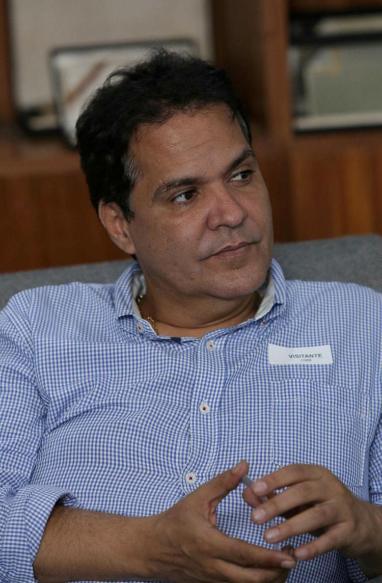Eures Ribeiro é presidente da União dos Municípios da Bahia - Foto: Uendel Galter | AG. A TARDE