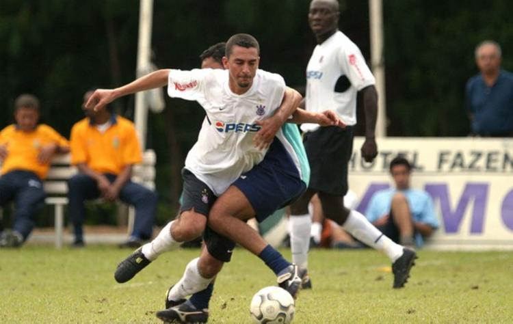 Piá em ação pelo Corinthians | Foto: Futura Press - Foto: Foto: Futura Press