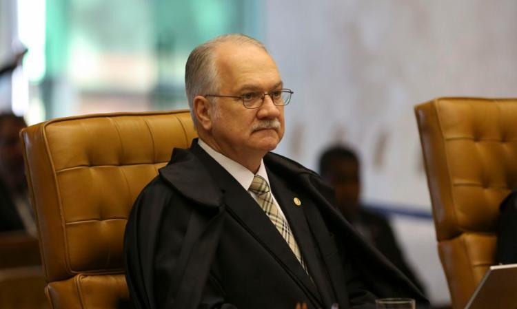 Fachin é o relator de uma ação que contesta o inquérito das fake news - Foto: Divulgação | Agencia Brasil