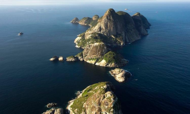 O arquipélago abriga mais de 1.300 espécies de animais | Foto: Kelen Leite | CMBIO - Foto: Kelen Leite | CMBIO