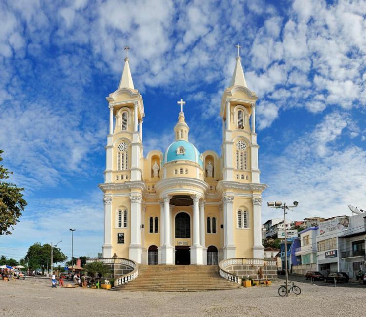 Conforme decreto, templos religiosos estão autorizados a funcionar com no máximo 30% da capacidade / Foto: Divulgação - Foto: Divulgação