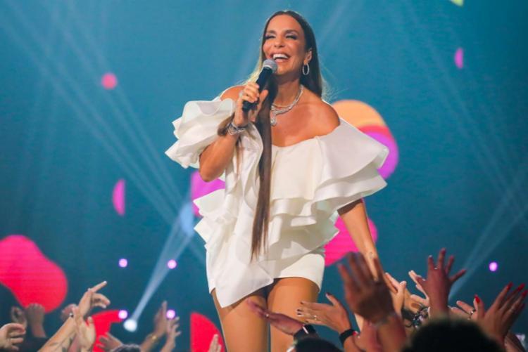 Ivete Sangalo, Glória Maria e Sheron Menezzes serão as protagonistas do programa, - Foto: Foto   Paulo Belote