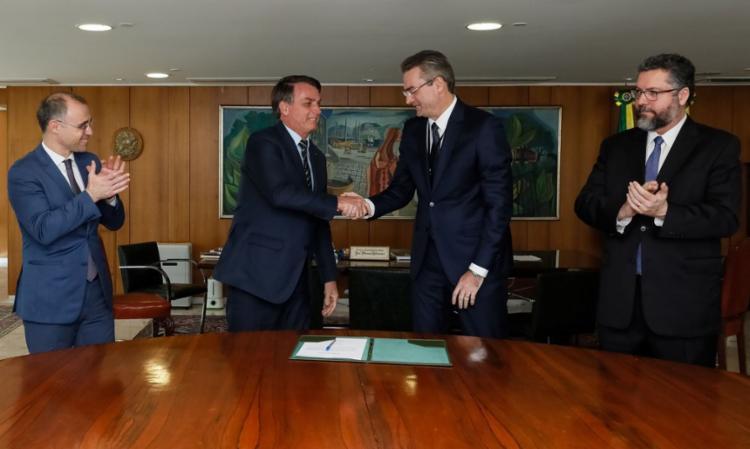 MBL pedia a anulação da indicação de Rolando de Souza | Foto: Isac Nóbrega | PR - Foto: Isac Nóbrega | PR