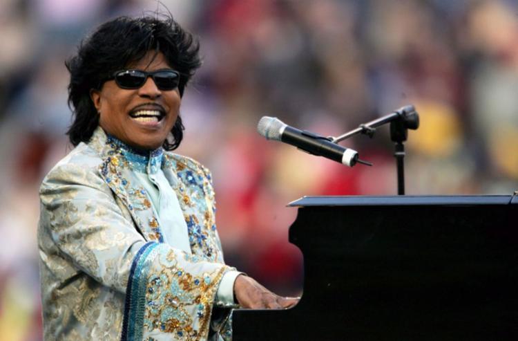 o artista viria posteriormente a servir de inspiração para nomes lendários da música mundial, como Elton John e os Beatles | Foto: Chris Stanford | AFP - Foto: Chris Stanford | AFP