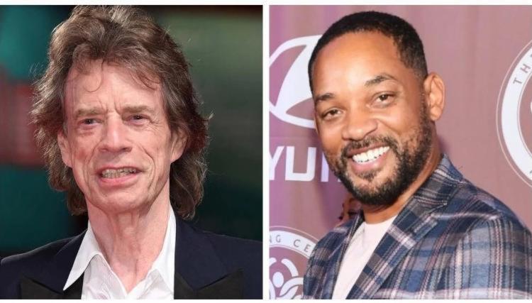 Mick (esq) e Will (dir) estão entre as estrelas internacionais do evento beneficente | Foto: Reprodução - Foto: Reprodução
