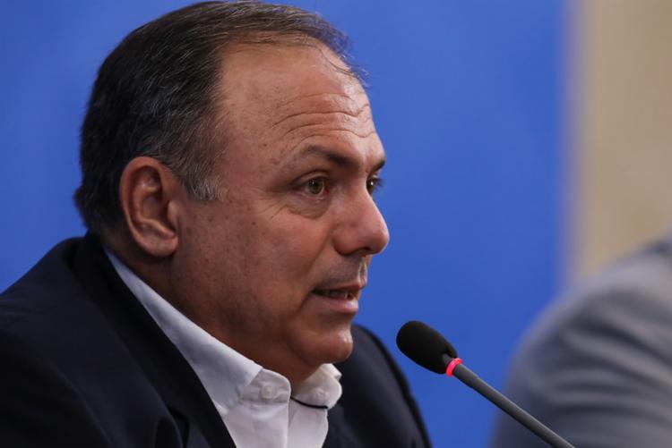 Eduardo Pazuello está à frente do cargo após Nelson Teich deixar Ministério | Foto: José Dias | PR - Foto: José Dias | PR