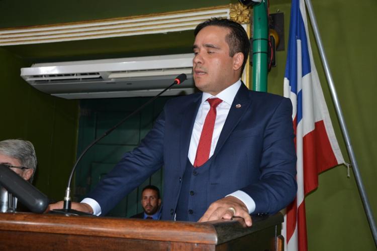 Márcio Miranda (foto) recebe título de cidadão soteropolitano na Câmara Municipal - Foto: Valdemiro Lopes