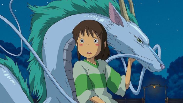 A Viagem de Chihiro é uma das animações japonesas mais conhecidas | Foto: Divulgação