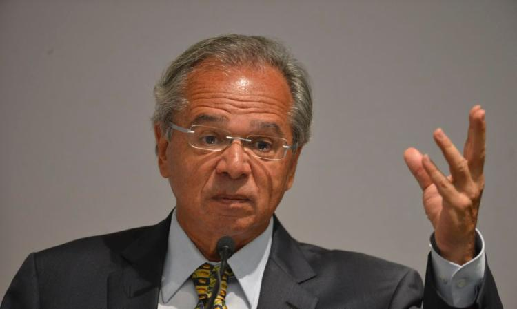 Guedes tentou se explicar após frase - Foto: Agência Brasil | Valter Campanato