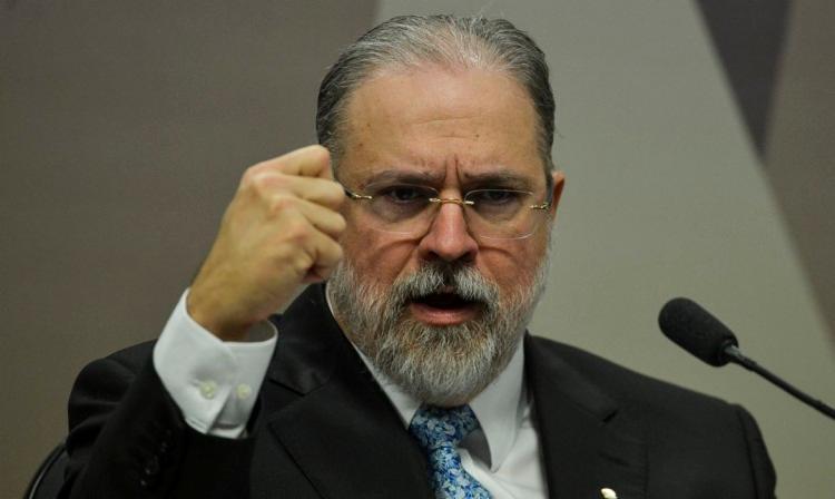 No documento, MPF relatou desconforto de Augusto Aras com a veiculação da notícia | Foto: Marcelo Camargo | Agência Brasil - Foto: Marcelo Camargo | Agência Brasil