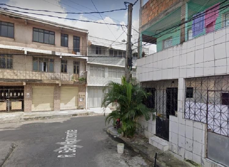 Crime ocorreu no bairro de Tancredo Neves | Foto: Reprodução | Google Maps - Foto: Reprodução | Google Maps