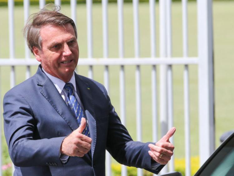 Jair Bolsonaro tem desrespeitado as medidas apresentadas pela OMS desde o início da pandemia   Foto: Fabio Rodrigues Pozzebom   Agência Brasil - Foto: Fabio Rodrigues Pozzebom   Agência Brasil