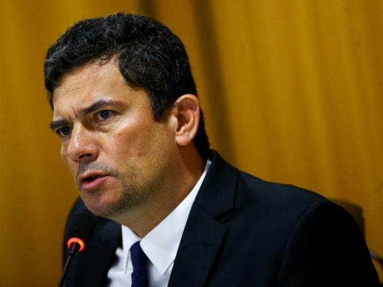 Comentário foi feito por Sergio Moro durante evento | Foto: Marcelo Camargo | Agência Brasil - Foto: Marcelo Camargo | Agência Brasil