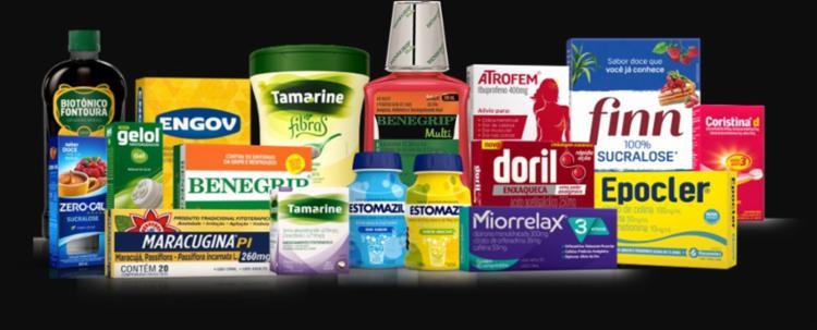 Entre as marcas da empresas, estão produtos muito consumidos no país