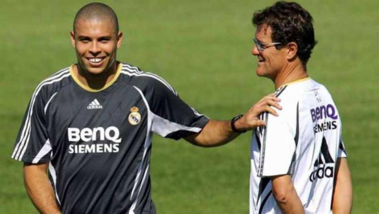 Ronaldo ficou por cinco anos no Real Madrid, marcando 104 gols em 177 partidas | Foto: Arquivo | AFP - Foto: Arquivo | AFP