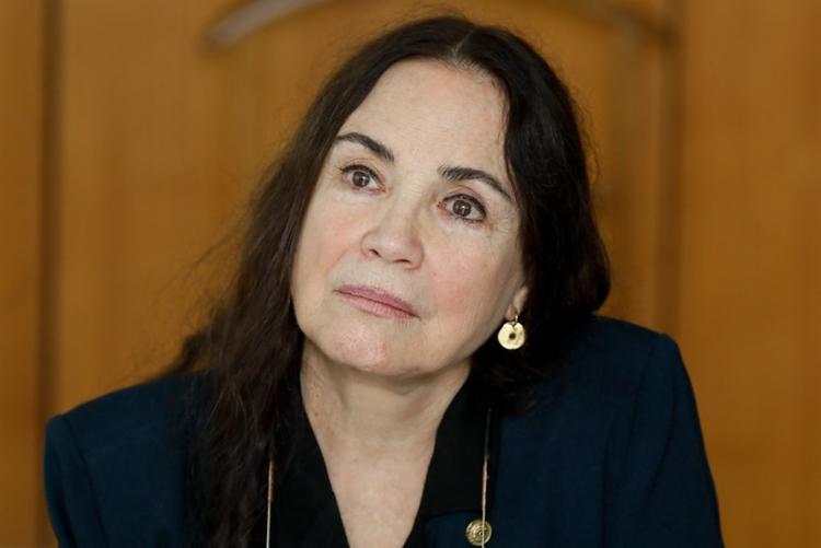 Documento repudia declarações recentes de Regina Duarte | Foto: Isac Nóbrega | PR - Foto: Isac Nóbrega | PR