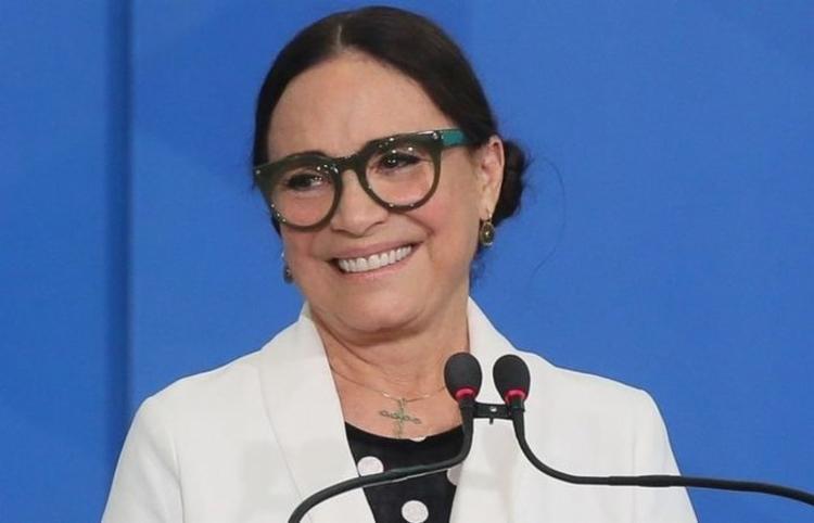 Regina não gostou de ser questionada durante entrevista à CNN   Antônio Cruz   Agência Brasil - Foto: Antônio Cruz   Agência Brasil