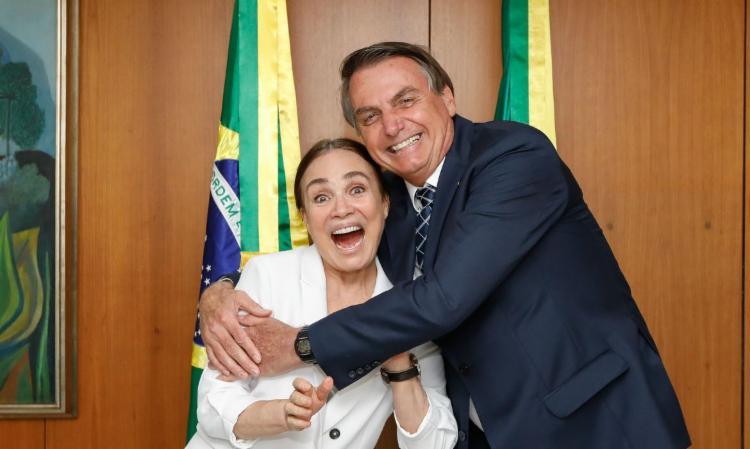Regina completou dois meses no cargo na última segunda, 4. - Foto: Carolina Antunes   Agência Brasil
