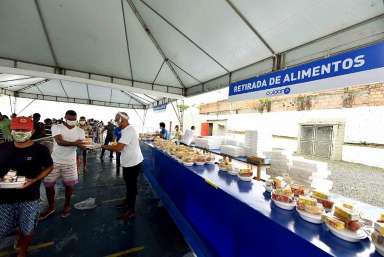 Equipamento foi entregue à comunidade na quinta-feira | Foto: Valter Pontes | Secom - Foto: Valter Pontes | Secom