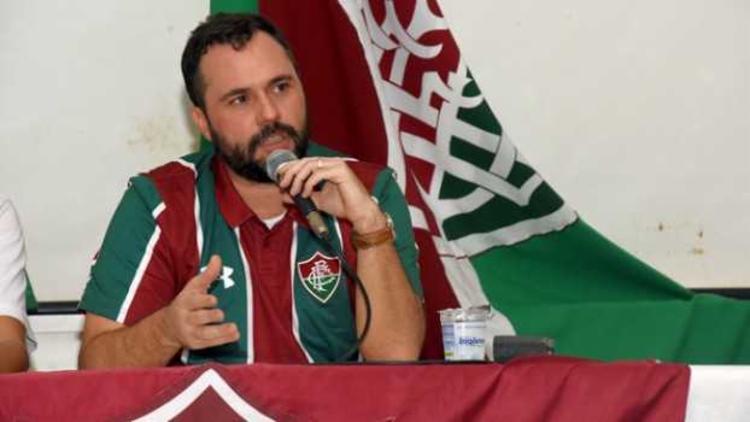 Bittencourt entende que não é o momento para retorna | Foto: Mailson Santana | Fluminense - Foto: Mailson Santana | Fluminense