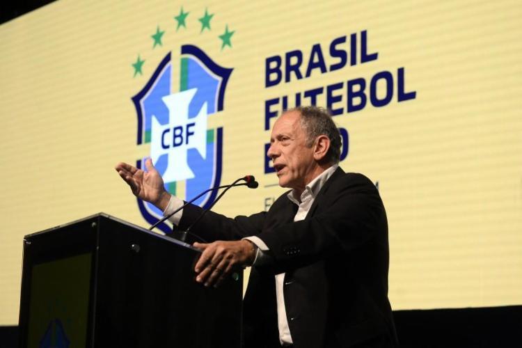 Feldman ainda não fala em prazos   Foto: Divulgação   CBF - Foto: Divulgação   CBF