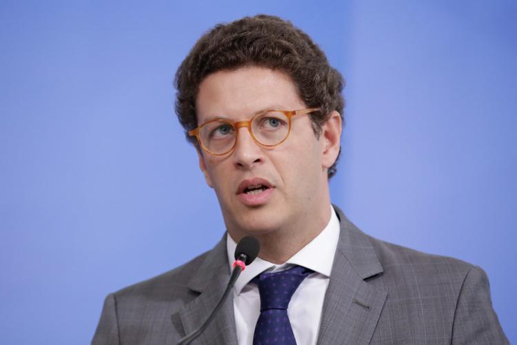 Ministro explicou que se referia a atualizar as normas dos ministérios | Foto: Carolina Antunes| PR - Foto: Carolina Antunes/PR