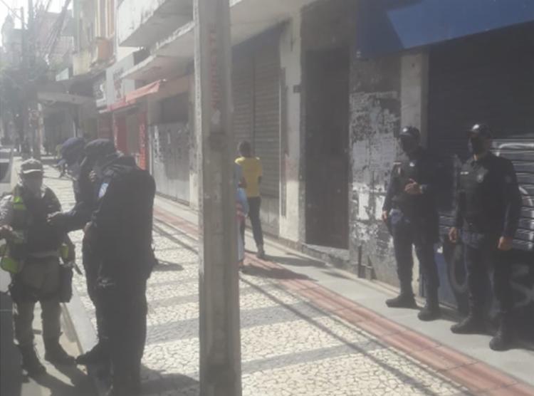 Dinheiro foi recuperado após casal ser localizado pela polícia | Foto: Divulgação | Guarda Civil Municipal - Foto: Divulgação | Guarda Civil Municipal