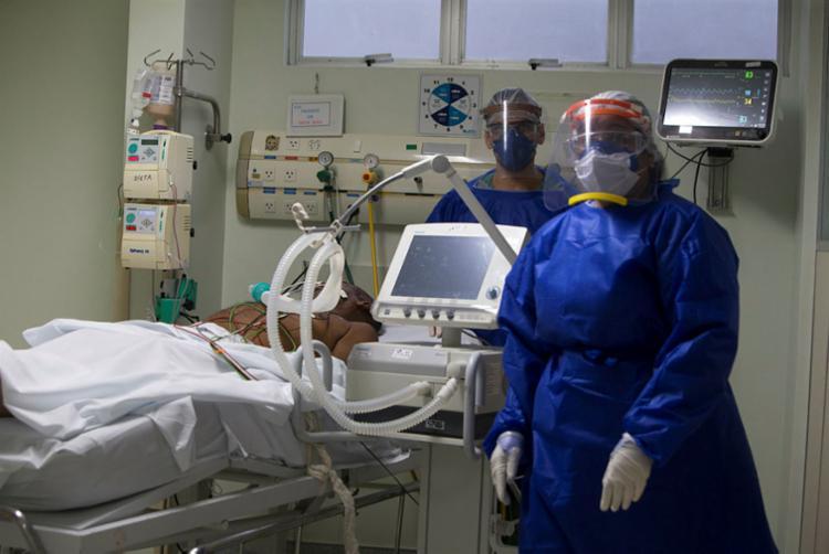 Casos ativos são de pessoas internadas em unidades de saúde ou em isolamento | Foto: Paula Fróes | GovBA - Foto: Paula Fróes | GovBA