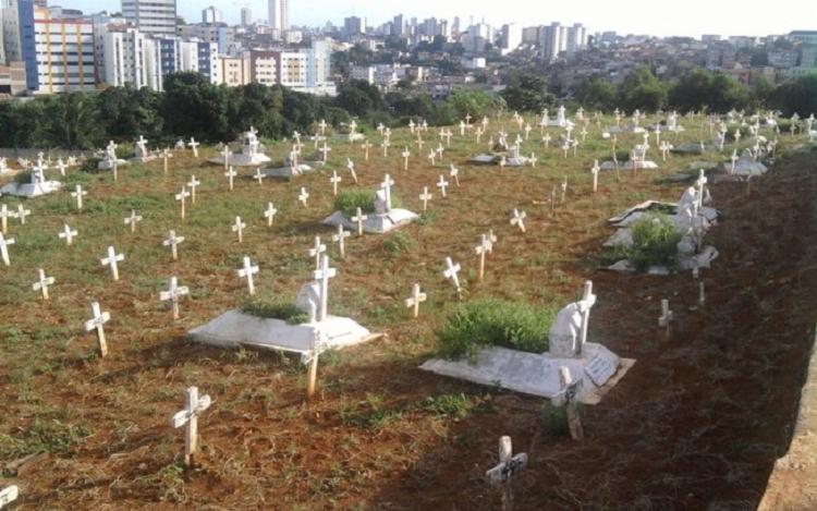 Cemitério é administrado por entidades religiosas | Foto: Divulgação - Foto: Divulgação