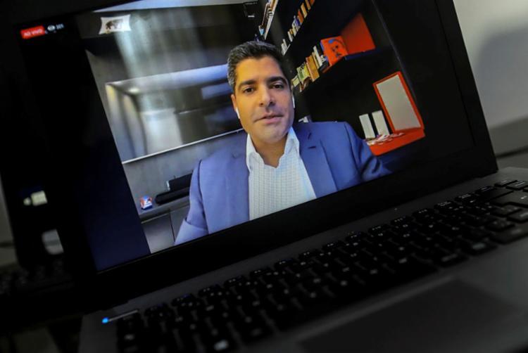 O prefeito ACM Neto anunciou iniciativa em coletiva | Foto: Uendel Galter | Ag. A TARDE - Foto: Uendel Galter | Ag. A TARDE