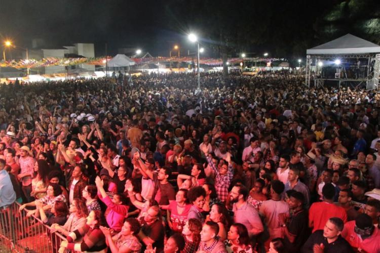 Festa de Cruz das Almas é uma das mais frequentadas no estado   Foto: Paulo Galvão Filho   Ascom PMCA