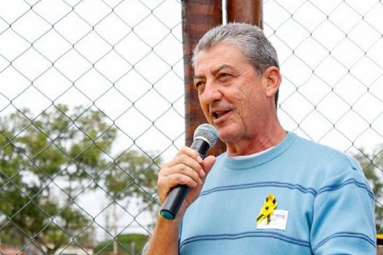 Prefeito de Cruz das Almas, Orlando Peixoto, diz que o cancelamento de São João causou tristeza na população   Foto: Paulo Galvão Filho   Ascom PMCA