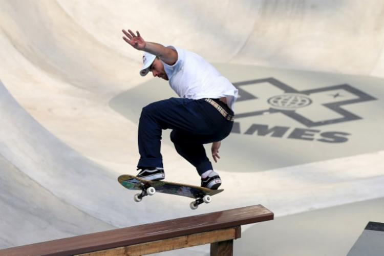 Decisão foi tomada pela federação internacional de skate | Foto: Arquivo | AFP - Foto: Arquivo | AFP