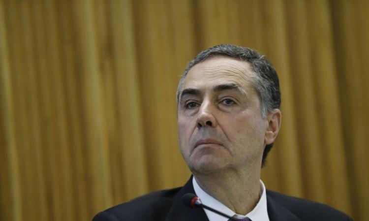 Ministro deu declaração em entrevista, após assumir presidência do TSE   Foto: Fernando Frazão   Agência Brasil - Foto: Fernando Frazão   Agência Brasil