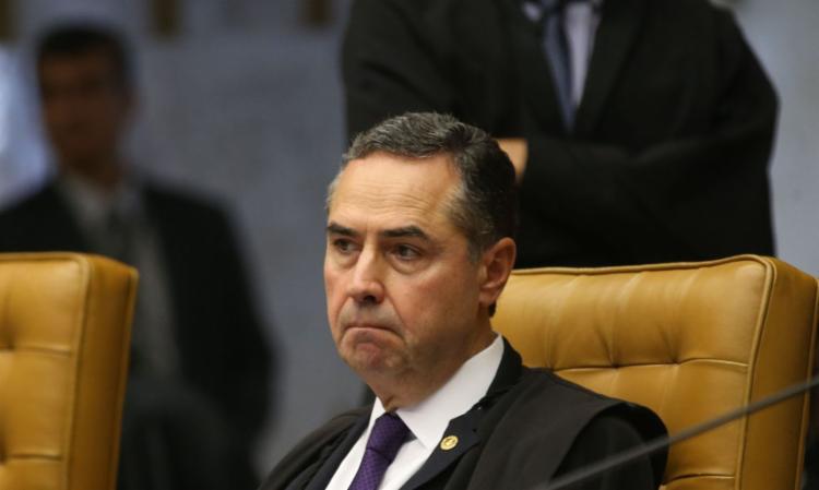 """Ministro Roberto Barroso se pronunciou no sentido do que são """"erros grosseiros"""" e que podem ser punidos - Foto: Antonio Cruz   Agência Brasil"""