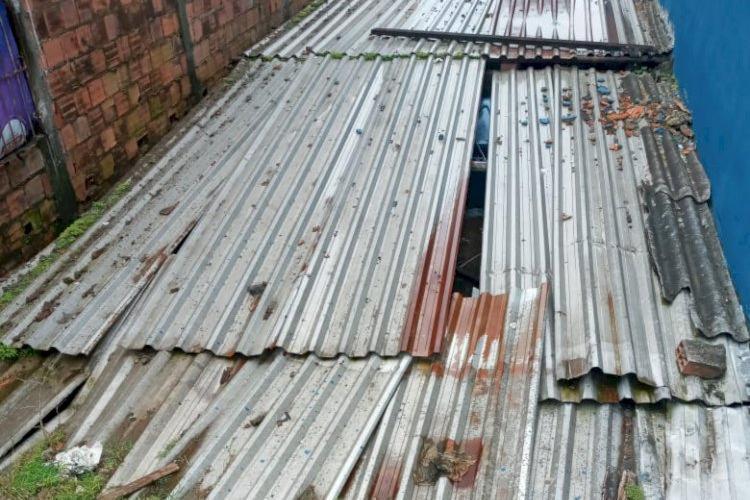 Dono de casa abandonada não foi encontrado pelos moradores | Foto: Reprodução | Paudalima.com - Foto: Reprodução | Paudalima.com