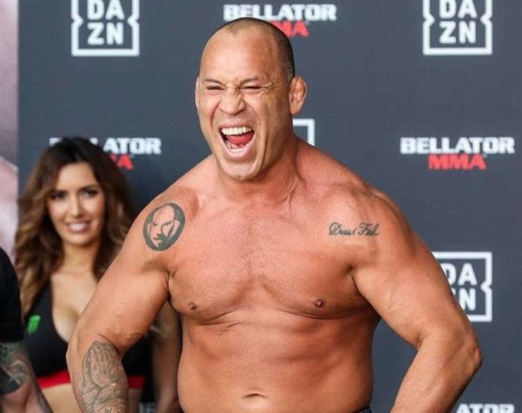 Seu último combate aconteceu em setembro de 2018, em derrota para Quinton 'Rampage' Jackson, pelo Bellator 206   Foto: Divulgação   Bellator - Foto: Divulgação   Bellator