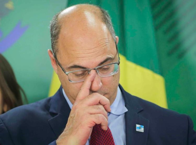 Governador foi alvo de busca e apreensão da PF   Foto: Sérgio Lima   Poder360 - Foto: Sérgio Lima   Poder360